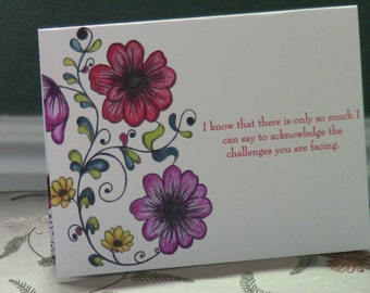 Encouragement through infertility