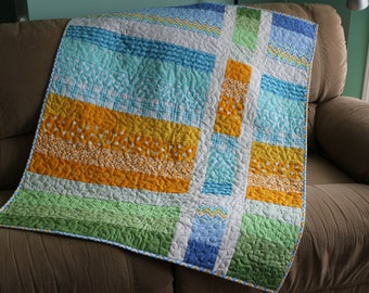 Light and Bright Quilt