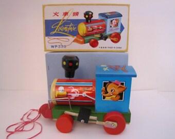 Vintage Locomotive WP339