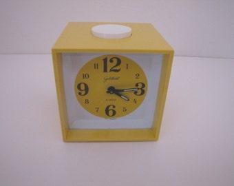 Vintage 1970's Goldbuhl Alarm Clock