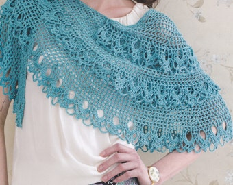 TERRACE SHAWL
