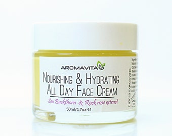 Nourishing & Hydrating Protective Face Cream