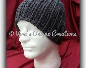 Crochet men beanie, crochet men hat, crochet hat, crochet beanie, mens hat, men crochet hat, men beanie, men crochet beanie, made-to-order