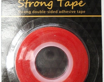Strong Tape - Double sided tape for glitter paper