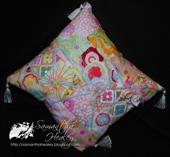 Small decorative cushion