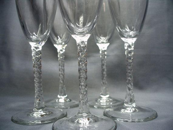 Cristal Champagne Flutes Champagne Flutes Glasses