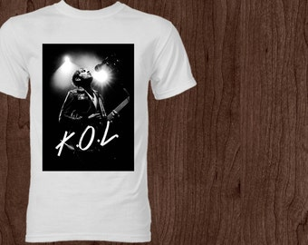 "Kings of Leon ""Caleb"" t shirt"
