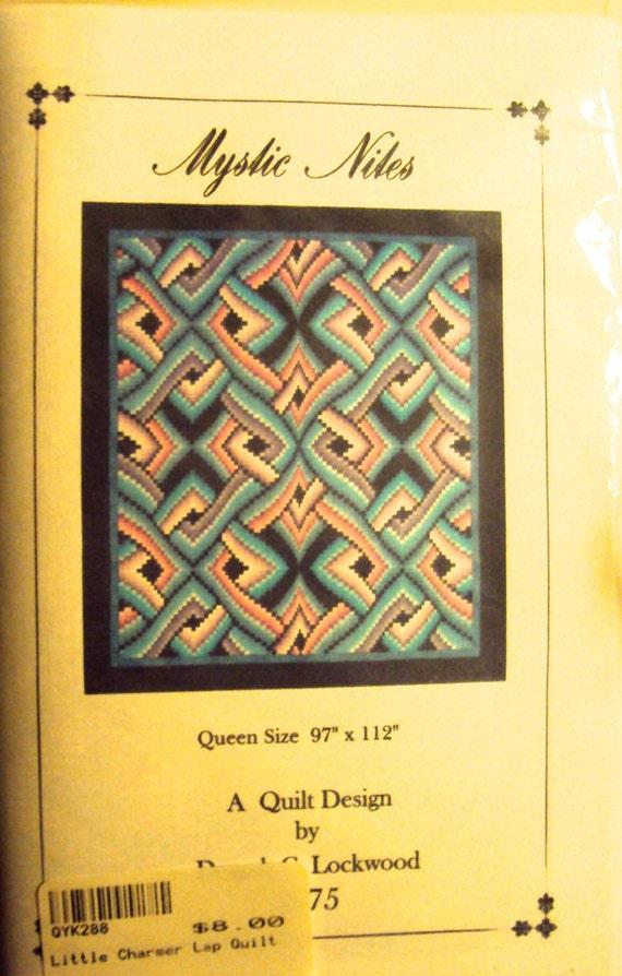 Mystic Nights Bargello Quilt Pattern By Stylinquiltdesigns