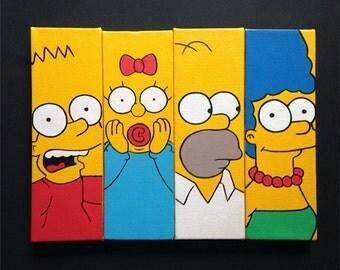 Spray Paint Simpson Hardware