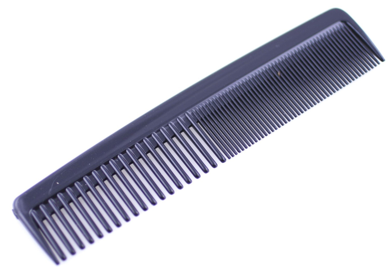 1 Piece Hard Rubber Hair Comb Pick A By Fashionlovestudio