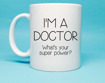 Doctor Gift - Gift for Doctor - Doctor Gift Idea - Doctor Birthday Gift - Personalized Gift - Christmas Gift - Unique Gift - Doctor Gift