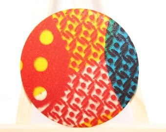 fabric Pocket mirror