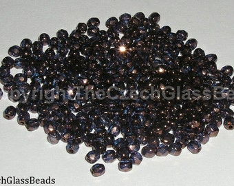 1Og CZECH FIREPOLISHED BEADS 3mm 28980/14415