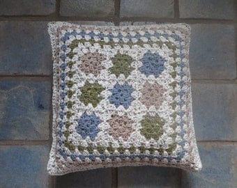 Grandma Square cushion cover / kussenhoes