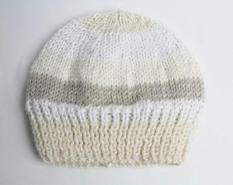 newborn neutral hat