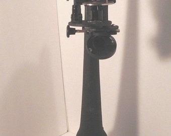 1940's Free Standing Bioscope Microscope