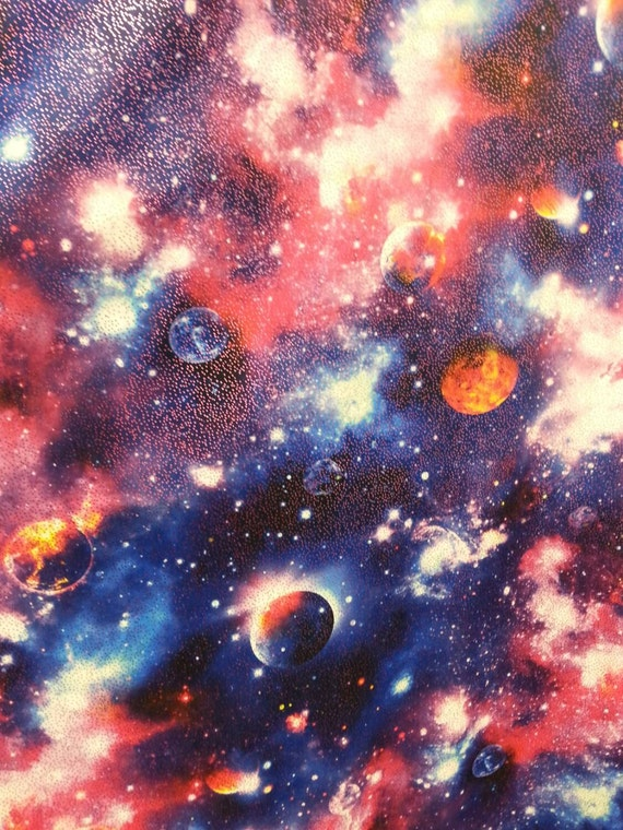 Galaxy fabric deals on 1001 blocks for Nebula fabric by the yard