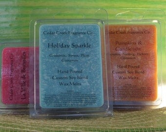 Wax Tart Melts, Highly Scented Wax Tarts