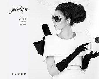 Shopify Website Design eCommerce Web Design Custom Website Design Package inc. Facebook Storefront Boutique Website Shopping Website Design