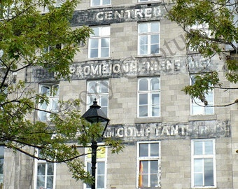 Old Montreal Art Etsy