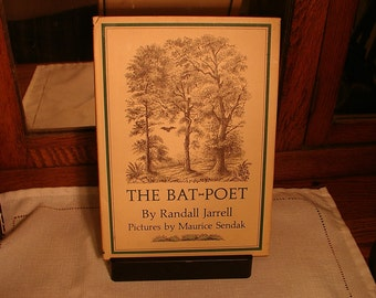 The Bat-Poet  First Edition