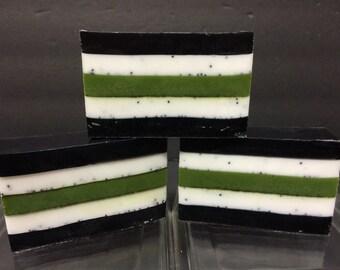 Minty Fresh Soap