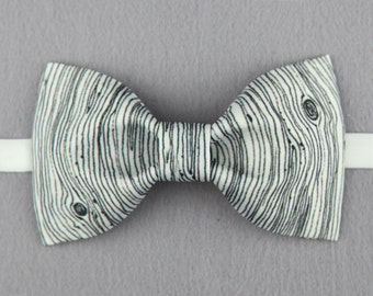 Tree pattern Bowtie - Modern Boys Bowtie, Toddler Bowtie Toddler Bow tie,Pre Tied and Adjustable