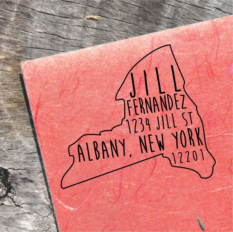 Address search new york