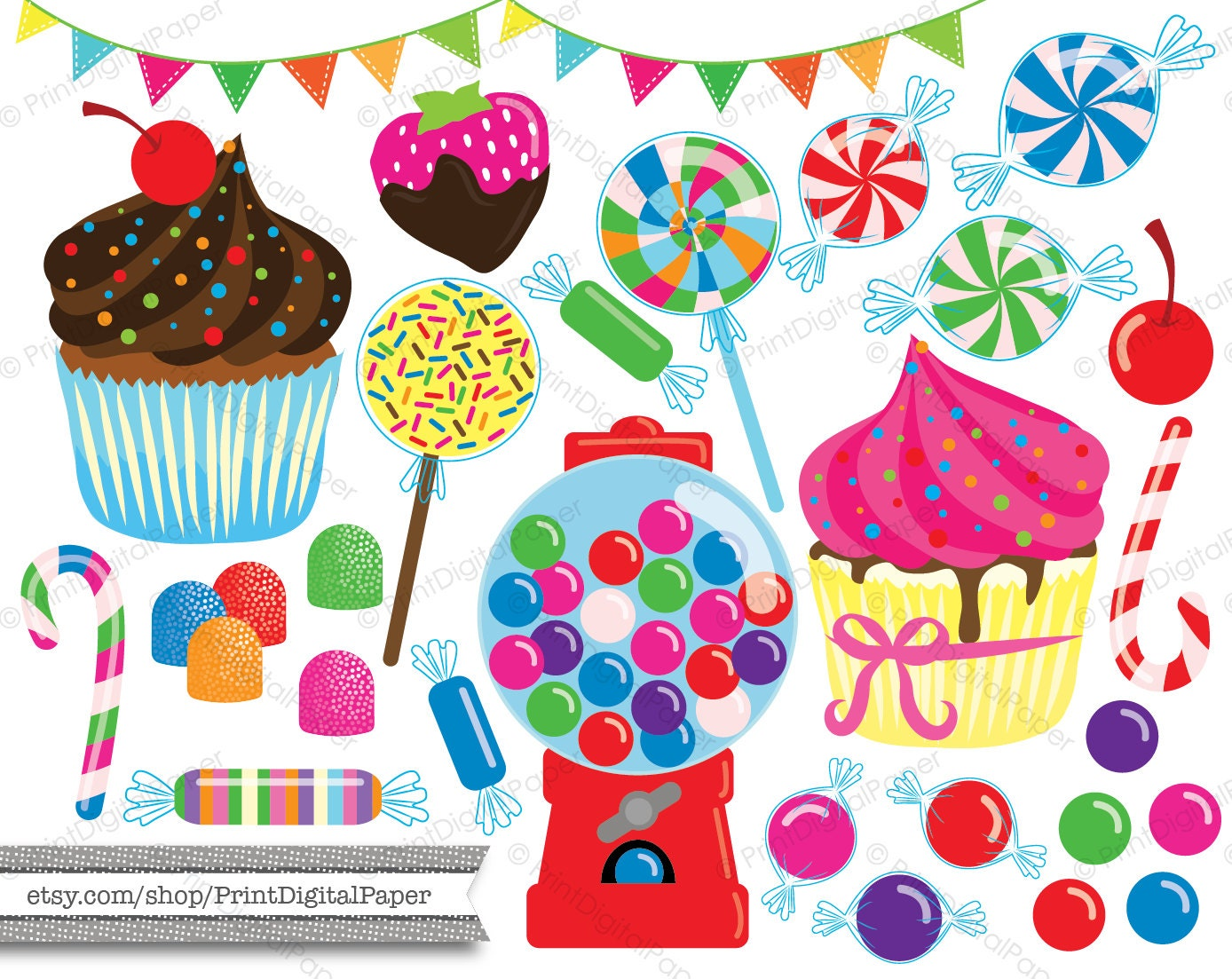 Clipart Cupcakes Cake Pop