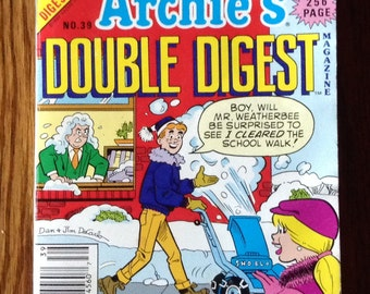 Archie Double Digest - 1989 - No. 39