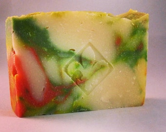 Greenhouse - Handcrafted soap made with olive oil from South Compton Soap Company
