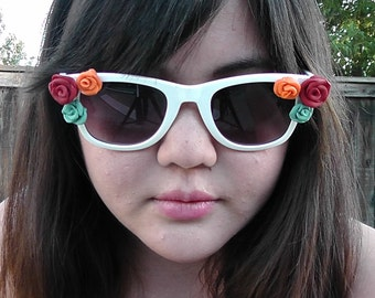 Triple Rose Glasses and Sunglasses