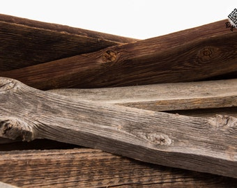 Reclaimed wood - boards to make beautiful things