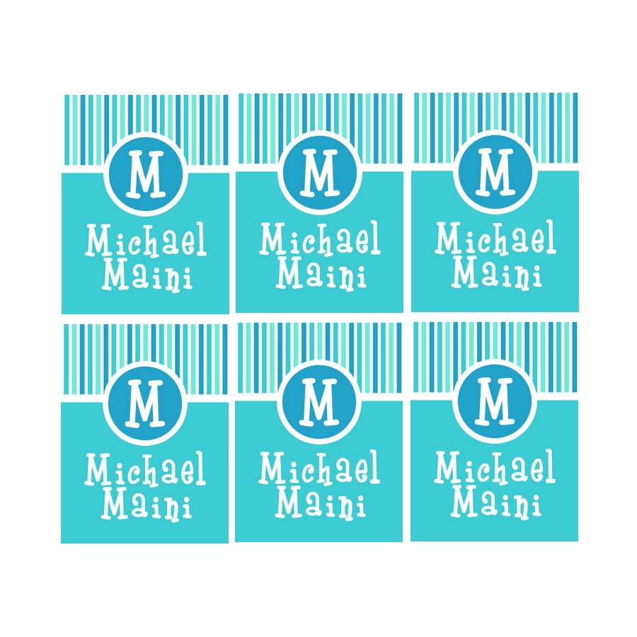 Iron on clothing name labels kids clothing labels for Iron on shirt labels