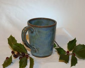 Blue Cross Mini Mug