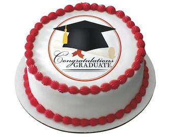 Edible Image Congratulations Graduate!