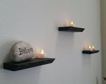 Zen Floating Shelves (set of 3)