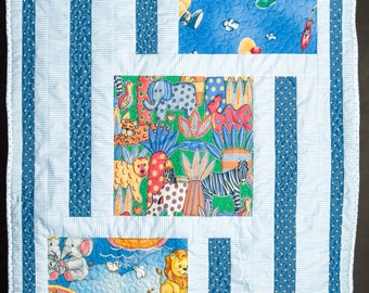 The rainy day quilt