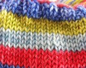 Bella Rosella - Hand Dyed Self-Striping Sock Yarn