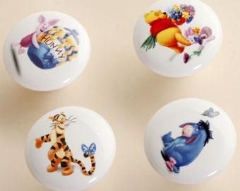 colorful drawer knob pull handle cabinet knobs handles children room knobsanimal knobs kid knob