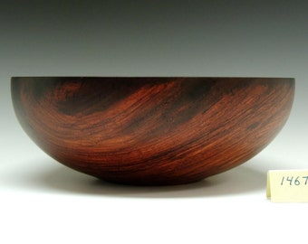 East Indian Rosewood Bowl #1467