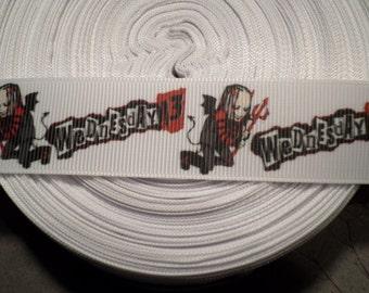 Wednesday 13 Grosgrain ribbon
