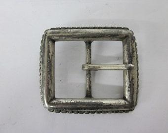 Vintage belt buckle
