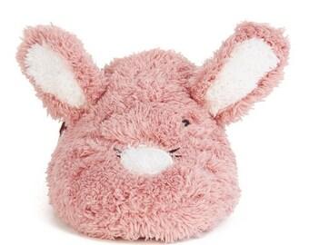 Ladies super soft bunny mule slipper