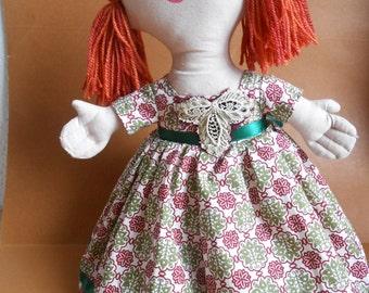 Ragdoll Little girl