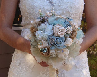 Custom one of a kind Bridal Bouquets