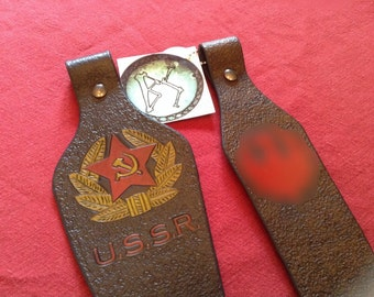 Leather Rifle Sling Custom/Personalized