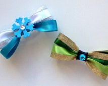 Anna and Elsa Mini Bow Pack