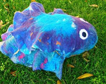 Fish-pillow Рыба-подушка