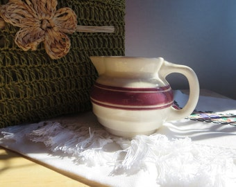 Vintage creamer pitcher